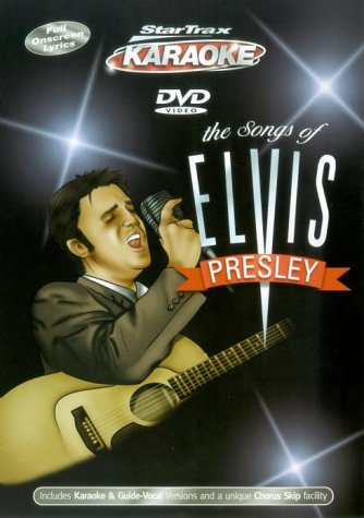 Karaoke - the Songs of Elvis Presley [DVD]