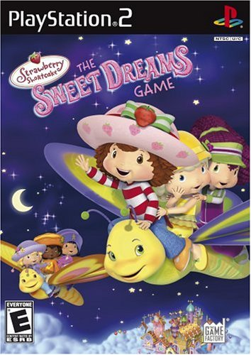 Strawberry Shortcake: Sweet Dreams Game - PlayStation 2 (Playstation 2 Video Game Console compare prices)