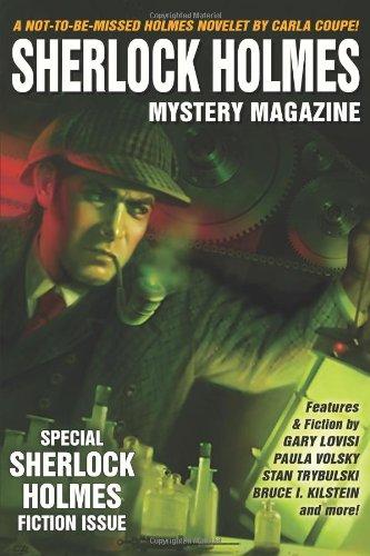 Sherlock Holmes Mystery Magazine 5