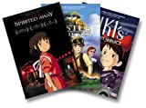 Miyazaki 3 Pack (Spirited Away/Castle in the Sky/Kiki's Delivery Service)