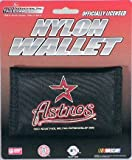 Houston Astros MLB Licensed Nylon Trifold Wallet