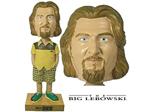 The Dude - Bowling Shirt - Bobblehead