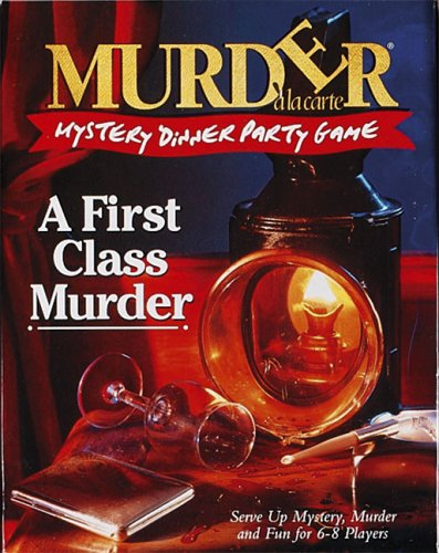Paul Lamond Murder Mystery Games