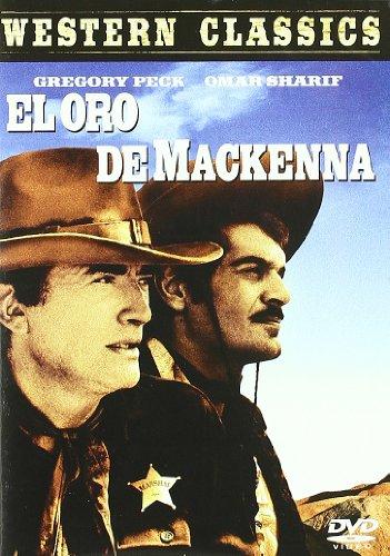 El Oro De Mackenna (Reed) [DVD]