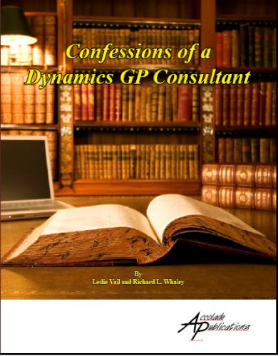 Confessions Of An Ms Dynamics Gp Consultant