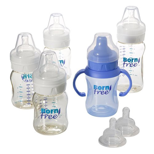 Born Free Glass Baby Bottles front-668334