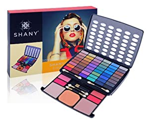SHANY Glamour Girl Makeup Kit - 48 Eyeshadow / 4 Blush /2 Powder