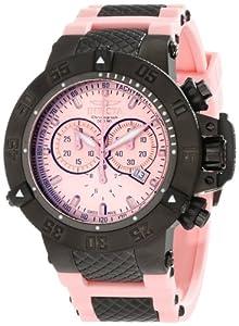 Invicta 11839 - Reloj de pulsera hombre, acero inoxidable, color plateado