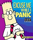 Cal 98 Dilbert Excuse Me While I Panic