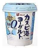 フジッコ カスピ海ヨーグルト 脂肪ゼロ 6個 【キャンセル、返品不可】