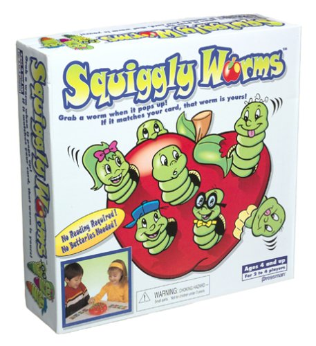 Squiggly Worms