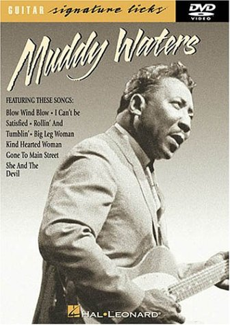 Guitar Signature Licks: Muddy Waters (Muddy Waters Dvd compare prices)