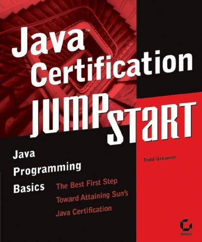 JavaCertification JumpStart