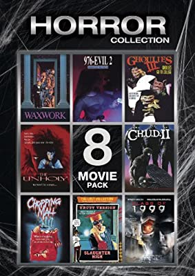 Horror Collection (Waxwork / 976-EVIL II / Ghoulies III / The Unholy / C.H.U.D. II / Chopping Mall / Slaughter High / Class of 1999)