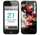 MusicSkins iPhone5s/5c/5用スキンシール One Direction - Party
