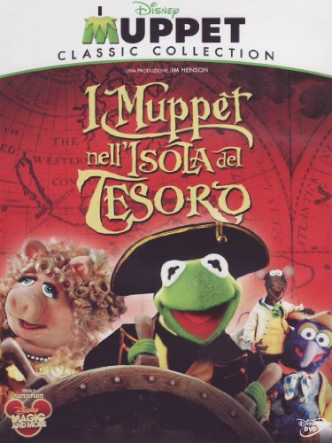 I Muppet - I Muppet nell'isola del tesoro (classic collection) [IT Import]