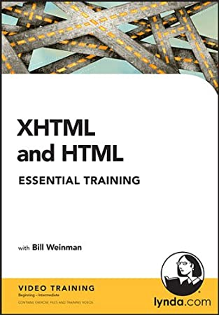 XHTML And HTML Essential Training