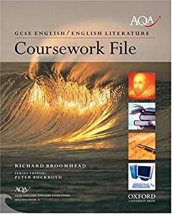 aqa coursework english Find out how and when to send us internally and externally assessed marks and coursework and controlled assessment.
