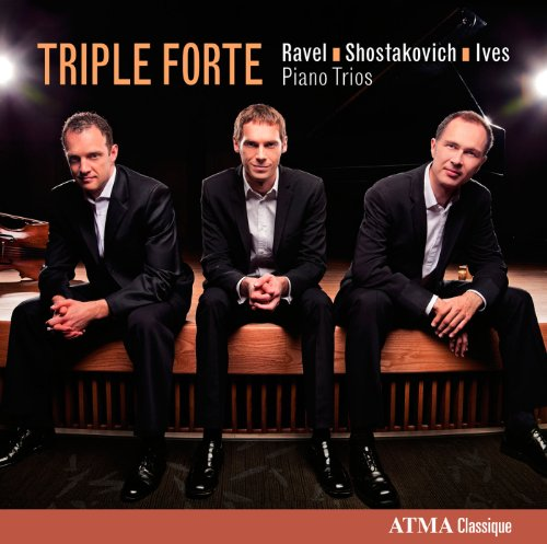 Buy Ravel, Shostakovich &amp; Ives: Piano Trios From amazon