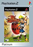 Jak and Daxter Platinum (PS2)