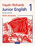 img - for Junior English Book 1 with Answers book / textbook / text book