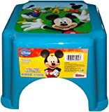 Mickey Mouse Kiddie Step Stool