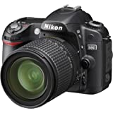 Nikon D80 Digital SLR Camera (18-135mm Lens Kit)by Nikon