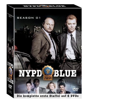 NYPD Blue - Season 01 [6 DVDs]