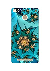 100 Degree Celsius Back Cover for REDMI 3S Prime (Designer Printed Multicolor)