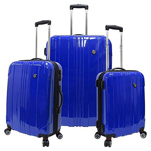 travelers-choice-sedona-3-piece-expandable-spinner-luggage-blue