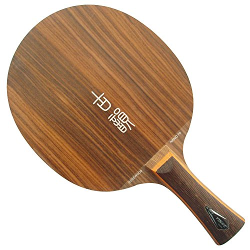 Galaxy / Milky Way / Yinhe NR-70 (Rosewood Nano 70) OFF Table Tennis Blade for Ping Pong Racket, Long(shakehand)-FL