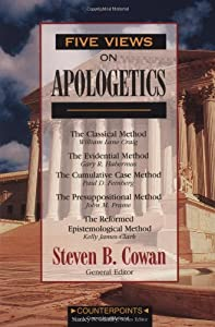 "Cover of ""Five Views on Apologetics"""
