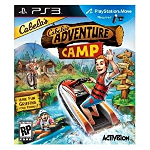 Cabela&#039;s Adventure Camp