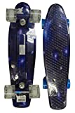 RETRO BOARDS Youth Series Skateboards, Galaxy, 22