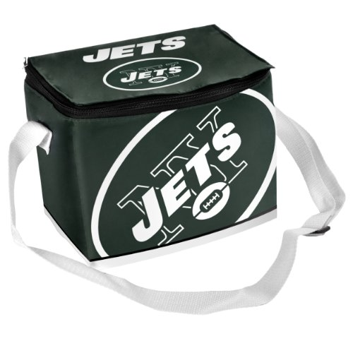 NFL New York Jets Big Logo Team Lunch Bag at Amazon.com