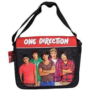 One Direction 'Messenger' School Despatch Bag by Linenideas