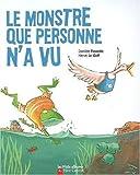 echange, troc Danièle Fossette, Hervé Le Goff - Le monstre que personne n'a vu