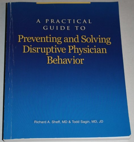 """disruptive physician At organizations that still view physicians as valued """"clients"""" and fear losing them and their patients by confronting disruptive behavior, or at smaller physician-owned practices with few or no nonphysician administrative staff, nurses may have a tougher time making reports or confronting disruptive behavior directly."""