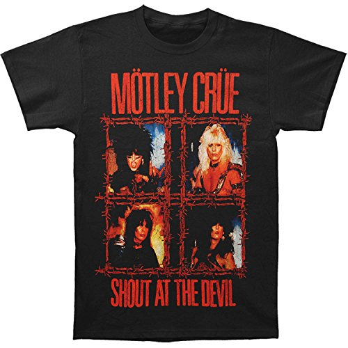 "Grafica ""Mötley Crüe-Shout Wire T-Shirt"