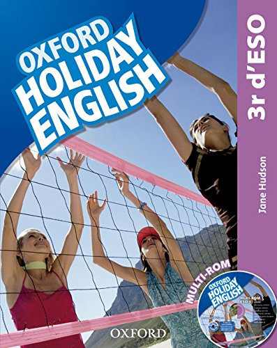 Holiday English 3º ESO: Student's Pack (catalán) 3rd Edition (Holiday English Third Edition)
