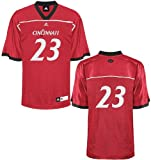 Adidas Cincinnati Bearcats #23 Adult Replica Football Jersey