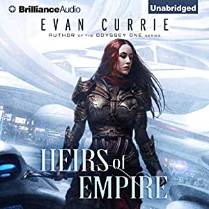Heirs of Empire Audiobook