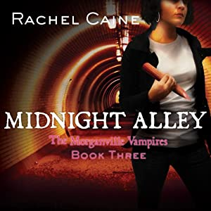 Midnight Alley Audiobook