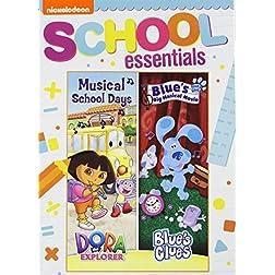 Dora & Blue's Clues Double Feature