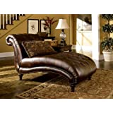 Serta upholstery fabric san chocolate raisin for Ashley san marco chaise