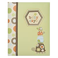 Carter's Bound Keepsake Memory Book of Baby's First 5 Years, Laguna from C.R. Gibson