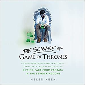 The Science of Game of Thrones Audiobook