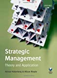 img - for Strategic Management: Theory and Application book / textbook / text book
