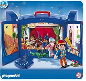 Playmobil - 4239 My Take Along Puppet Theatre
