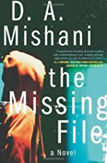 The Missing File (Avraham Avraham Mysteries)